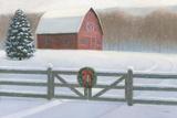 Christmas Affinity VI Poster von James Wiens