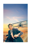 North by Northwest, Cary Grant, 1959 Poster