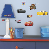 Disney Cars 3 Wall Decal