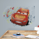 Disney Cars 3 - Lighting McQueen Wall Decal