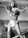 One Million Years BC, Raquel Welch, 1966 Fotografia