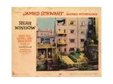 Rear Window, 1954 ポスター