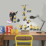 DespicableMe 3 - Minions Wall Decal