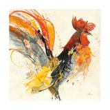 Festive Rooster I Plakat af Albena Hristova