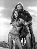 One Million Years BC Raquel Welch, John Richardson, 1966 Fotografia