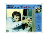 The Birds, Rod Taylor, 1963 Posters