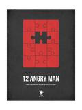 12 Angry Man Posters por  NaxArt