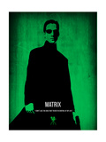 The Matrix Neo Print by  NaxArt
