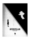 Interstellar Affiches par  NaxArt