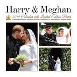 Harry and Meghan - 2019 Calendar Kalenders