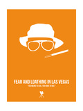 Las Vegas Parano, Fear and Loathing in Las Vegas Poster par  NaxArt