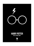 Harry Potter Posters por  NaxArt