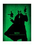 The Matrix Morpheus Prints by  NaxArt