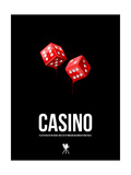 Casino Premium gicléedruk van  NaxArt