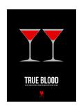 Sangre fresca|True Blood Lámina giclée prémium por  NaxArt