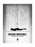 Mission: Impossible Prints by  NaxArt