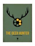 The Deer Hunter Premium gicléedruk van  NaxArt