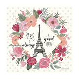 Paris is Blooming IV Posters por Laura Marshall