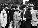 Rolling Stones, 1964 Foto von  Associated Newspapers