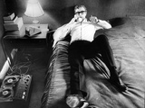Michael Caine Chilling Foto von  Associated Newspapers
