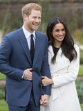 Prince Harry and Fiance Meghan Markle Announce their Engagement Foto von  Associated Newspapers