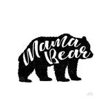 Mama Bear Posters por Laura Marshall