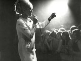 Dusty Springfield in the Light Foto von  Associated Newspapers