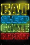 Jeux vidéo - Keep Out (Joueur en action) Affiches