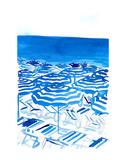 Beachy Keen Posters av Jessica Durrant