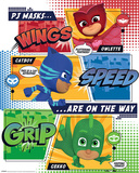 PJ Masks - On the Way Stampa