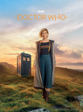 Doctor Who - 13th Doctor Stampa master