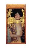 Judith I Posters por Gustav Klimt