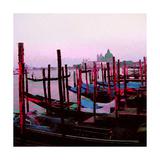 Venetian Sunset, 2018 Reproduction procédé giclée par Helen White