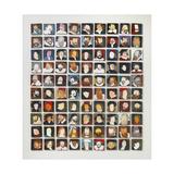 90 Old Masters, 2006 Giclée-Druck von Holly Frean