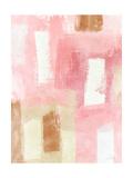 Spring Abstract III Poster par Linda Woods