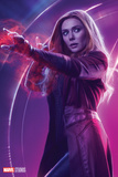 Avengers: Infinity War - Scarlet Witch Posters