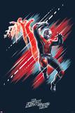 Ant-Man and the Wasp - Ant-Man Leaping Kunstdrucke