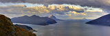 Europe, Norway, Province Northern Country, Peninsula Nesna, View About the Sjona Fjord Close Nesna  Impressão fotográfica por Bernd Rommelt
