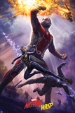 Ant-Man and the Wasp - Ant-Man and the Wasp Team Up Poster