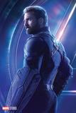 Avengers: Infinity War - Steve Rogers, Captain America Posters