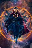 Avengers: Infinity War - Doctor Strange Poster