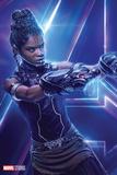 Avengers: Infinity War - Shuri Kunstdrucke