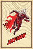 Ant-Man and the Wasp - Retro Ant-Man Poster