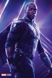 Avengers: Infinity War - Falcon Kunstdrucke