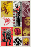 Ant-Man and the Wasp - Ant-Man and the Wasp Collage Poster