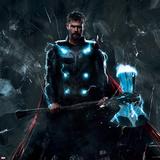 Avengers: Infinity War - Thor and Stormbreaker Kunstdrucke