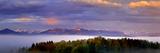 Bavarian Foothills of the Alps Impressão fotográfica por Bernd Rommelt