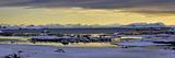 Norway, Lofoten, Austvagoya, Vestfjord Impressão fotográfica por Bernd Rommelt