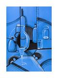 Still Life in Vanguard Stile Premium Giclee Print by  krimzoya46