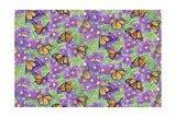 Butterfly Ball, 2017 Giclee Print by Kimberly McSparran